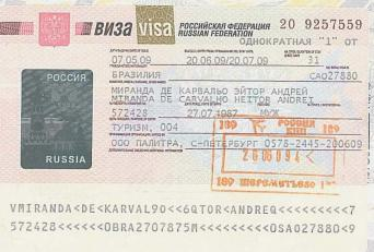 The cost of Russian visa invitation